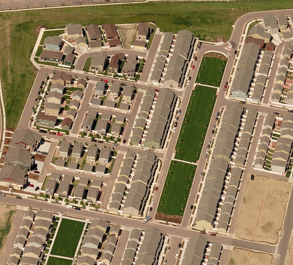 Neo Urbanism: A Neo-Traditional Neighborhood In Colorado